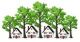 Tree City Real Estate PC, Happy Valley logo