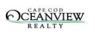 Cape Cod Oceanview Realty, Wellfleet logo