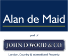 Alan de Maid, Orpington logo