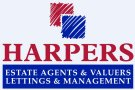 Harpers Estate Agents, Faringdon logo