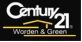 Century 21 Worden & Green Realty Group, Hillsborough logo