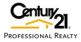 Century 21 Professional Realty, New Port Richey logo