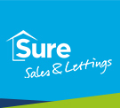 Sure Sales & Lettings , Derby logo