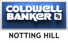 Coldwell Banker, Notting Hill, London branch logo