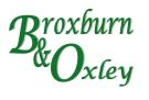 Broxburn and Oxley, Rowlands Castle branch logo