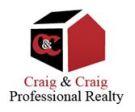 Craig & Craig Professional Realty, Los Banos details
