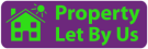 Property Let By Us ,   branch logo