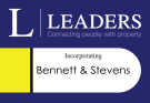 Leaders incorporating Bennett & Stevens, Tonbridge branch logo