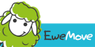 EweMove, Vale of Glamorgan & Cardiff branch logo