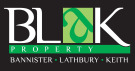 BLaK  Property, Bideford branch logo