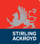 Stirling Ackroyd, Dalston branch logo