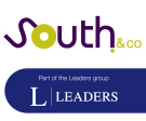 South & Co part of the Leaders Group, Crewe branch logo