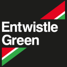 Entwistle Green, Blackburn logo
