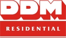 DDM Residential, Gainsborough logo