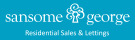 Sansome & George Residential Sales Ltd, Reading logo
