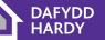 Dafydd Hardy, Caernarfon logo