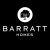 Hendon Waterside development by Barratt Homes logo