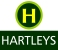 Hartleys, Syston logo