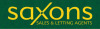 Saxons Estate Agents, Colchester logo