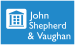 John Shepherd Vaughan And Co, Stratford logo