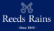 Reeds Rains , Newcastle under Lyme logo