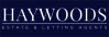 Haywoods Estate & Letting Agents, Wrexham logo