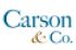 Carson & Co, Farnborough logo