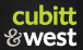 Cubitt & West, Rustington logo