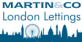 Martin & Co, Willesden logo