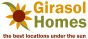 Girasol Homes, Tregaron logo