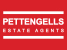 Pettengells Estate Agents, Christchurch logo