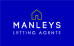 Manleys Lettings , Telford logo