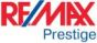 RE/MAX Prestige, London logo