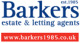 Barkers , Leicester - Lettings logo