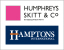 Humphreys Skitt and Co in association with Hamptons International, Blackheath logo