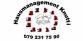 Hausmanagement Knutti, Ascona logo