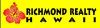 Richmond Realty Hawaii, Honolili HI logo