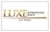 LUXE International Realty, Las Vegas logo