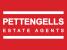 Pettengells Estate Agents, Highcliffe logo