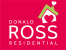 Donald Ross Residential, Largs logo