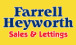 Farrell Heyworth, Allerton Road