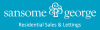 Sansome & George Residential Sales Ltd,  West Tilehurst logo