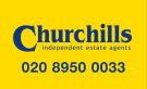Churchills Estate Agents, Bushey logo