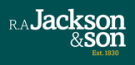 R A Jackson & Son, North Shields logo