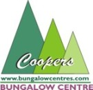 Coopers Bungalow Centre, Eastbourne branch logo