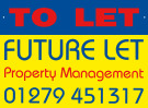 Future Let, Old Harlow branch logo