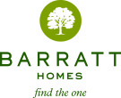 Coed Celynen development by Barratt Homes logo