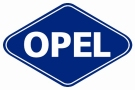 Opel Estates, Luton branch logo