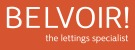 Belvoir! Lettings, Tamworth logo