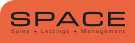 SPACE, Reading logo